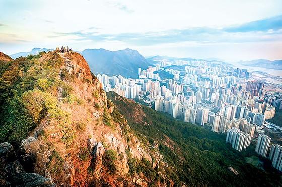 Lion Rock - điểm leo núi đẹp nhất Hồng Công ảnh 1