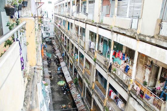 TP Hồ Chí Minh: Ngổn ngang nhiều công trình dang dở  ảnh 1