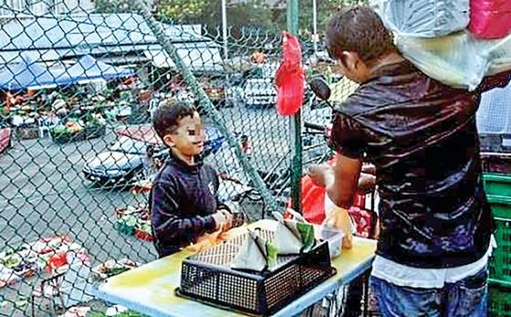 Malaysia chống bóc lột lao động trẻ em  ảnh 1