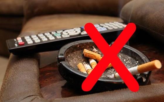 Cân nhắc hình ảnh khói thuốc ảnh 1