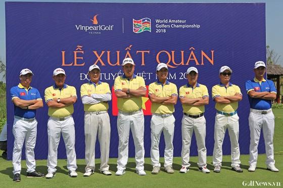 Giải WAGC Thế giới: Đội tuyển Golf Việt Nam bảo vệ thành công vị trí số 1  ảnh 2