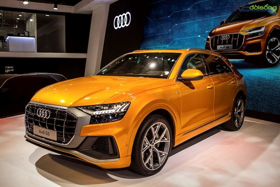 TOP 15 mẫu xe tâm điểm không thể bỏ qua tại Vietnam Motor Show 2018 ảnh 2
