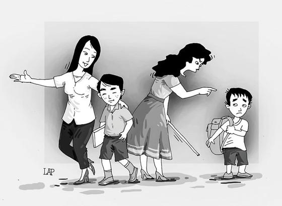 Trẻ hư từ nhà đến trường ảnh 1