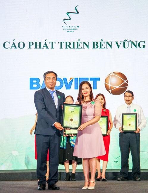 Cuộc bình chọn doanh nghiệp niêm yết 2018: Bảo Việt thắng lớn ảnh 1