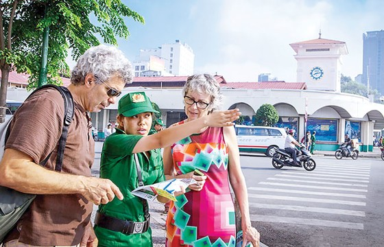 Du lịch TPHCM: Kỳ vọng  đón 9 triệu khách quốc tế ảnh 1