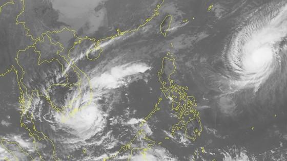 Bão số 9 sắp đổ bộ, Nhiệt điện Vĩnh Tân tạm dừng vận hành, từ chiều nay TPHCM sẽ mưa lớn ảnh 2