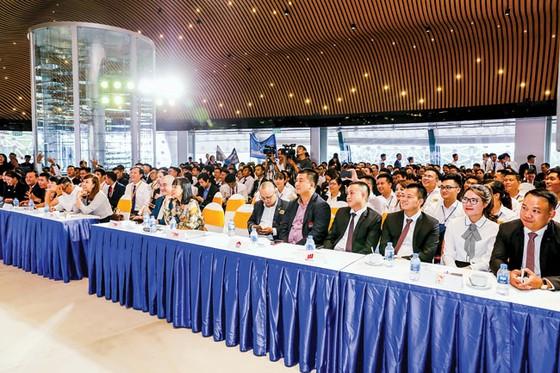 TNR Holdings Việt Nam hợp tác chiến lược 7 nhà phân phối siêu dự án EverGreen ảnh 1