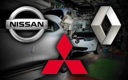 Bất định liên minh Nissan-Renault-Mitsubishi  ảnh 1