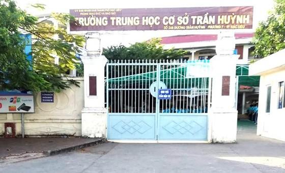 Trường THCS Trần Huỳnh