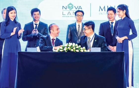 Novaland & những cái bắt tay triệu đô với đơn vị danh tiếng thế giới  ảnh 2