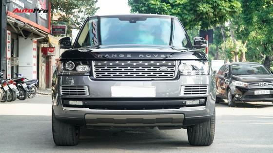 Range Rover Autobiography LWB Black Edition giá 8 tỷ - Giá của xe hiếm chỉ sản xuất 100 chiếc - Ảnh 1.