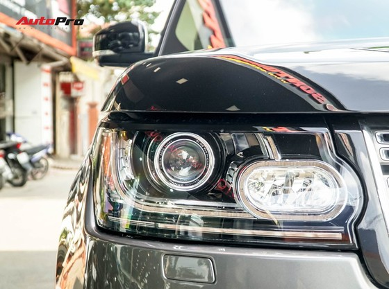 Range Rover Autobiography LWB Black Edition giá 8 tỷ -  chỉ sản xuất 100 chiếc ảnh 2