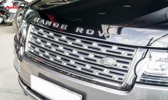 Range Rover Autobiography LWB Black Edition giá 8 tỷ -  chỉ sản xuất 100 chiếc ảnh 3