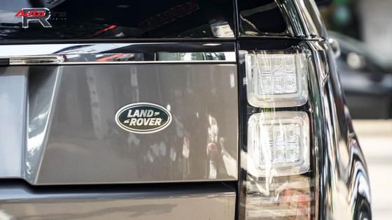 Range Rover Autobiography LWB Black Edition giá 8 tỷ -  chỉ sản xuất 100 chiếc ảnh 10