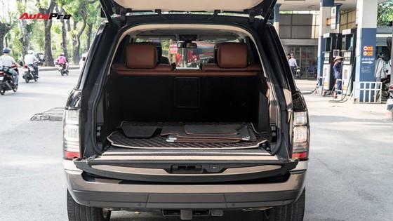 Range Rover Autobiography LWB Black Edition giá 8 tỷ -  chỉ sản xuất 100 chiếc ảnh 11
