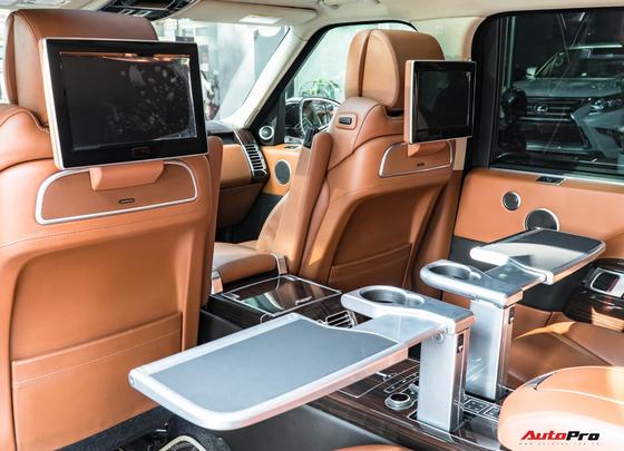 Range Rover Autobiography LWB Black Edition giá 8 tỷ -  chỉ sản xuất 100 chiếc ảnh 23