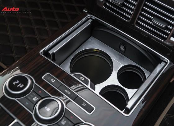 Range Rover Autobiography LWB Black Edition giá 8 tỷ -  chỉ sản xuất 100 chiếc ảnh 26