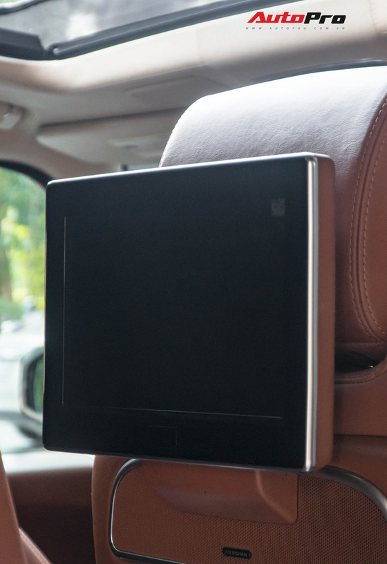 Range Rover Autobiography LWB Black Edition giá 8 tỷ -  chỉ sản xuất 100 chiếc ảnh 27