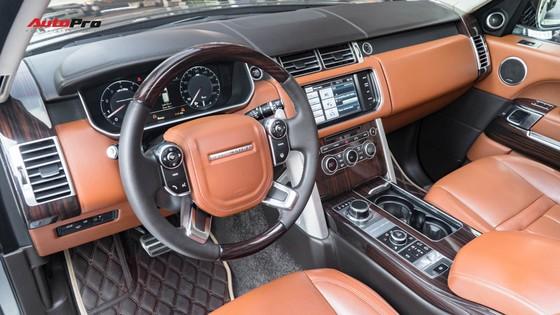 Range Rover Autobiography LWB Black Edition giá 8 tỷ - Giá của xe hiếm chỉ sản xuất 100 chiếc - Ảnh 8.