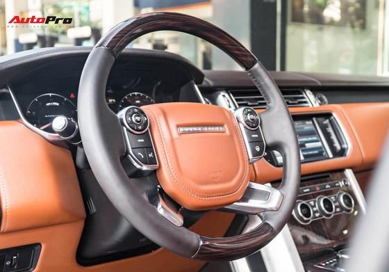 Range Rover Autobiography LWB Black Edition giá 8 tỷ -  chỉ sản xuất 100 chiếc ảnh 13