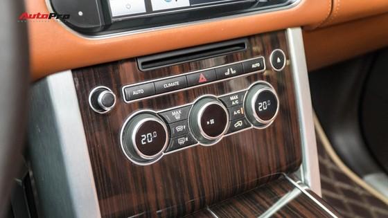 Range Rover Autobiography LWB Black Edition giá 8 tỷ -  chỉ sản xuất 100 chiếc ảnh 21