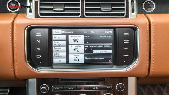 Range Rover Autobiography LWB Black Edition giá 8 tỷ -  chỉ sản xuất 100 chiếc ảnh 20