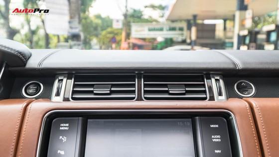Range Rover Autobiography LWB Black Edition giá 8 tỷ -  chỉ sản xuất 100 chiếc ảnh 19