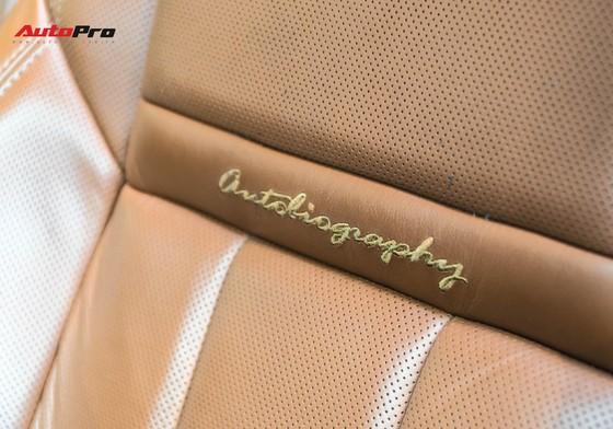 Range Rover Autobiography LWB Black Edition giá 8 tỷ -  chỉ sản xuất 100 chiếc ảnh 16