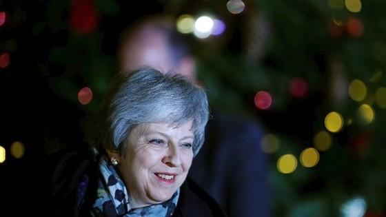 Thủ tướng Theresa May. Ảnh: Reuters