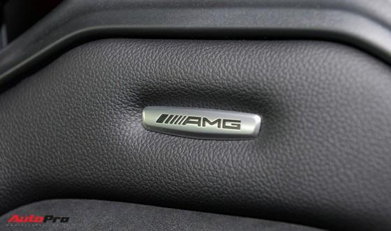 Mercedes-Benz CLA45 AMG Yellow Night Edition, giá 2,578 tỷ đồng ảnh 20