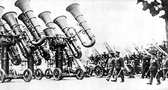 Vũ khí kỳ dị thời thế chiến 2 - Kỳ 2: Những ý tưởng vượt thời đại ảnh 1