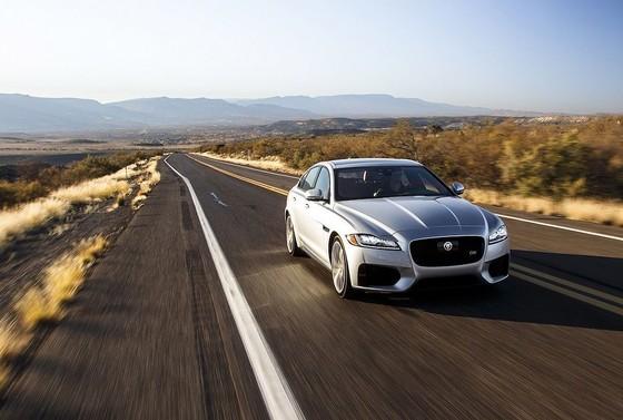 Xế sang Jaguar XF 2019 thêm tiện nghi và phiên bản mới ảnh 5
