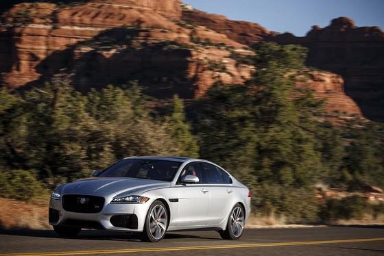 Xế sang Jaguar XF 2019 thêm tiện nghi và phiên bản mới ảnh 6