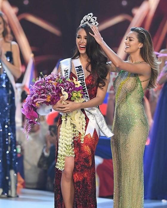 Lần đầu tiên trong lịch sử: Đại diện Việt Nam - H'Hen Niê vào Top 5 Hoa hậu Hoàn vũ ảnh 37
