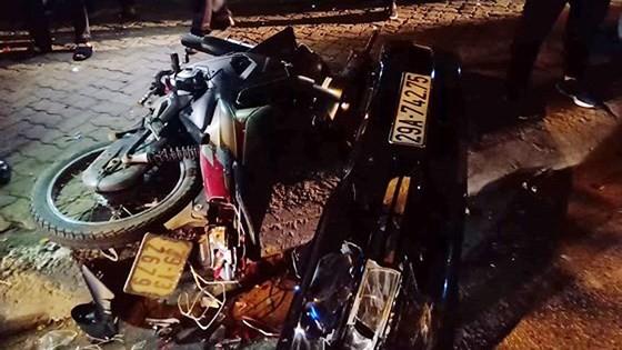 Nữ tài xế xe Lexus gây tai nạn liên hoàn có nồng độ cồn vượt ngưỡng ảnh 2
