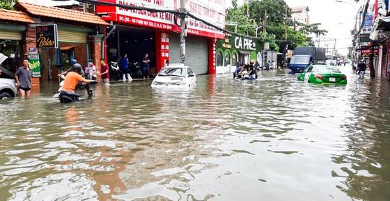TPHCM - Ngập nước do quy hoạch? ảnh 1