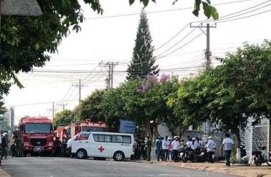 Xác định nguyên nhân vụ cháy nhà hàng ở Đồng Nai, 7 người thương vong ảnh 2