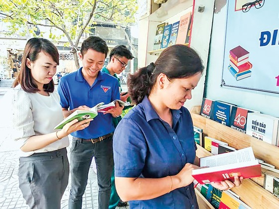 Lan tỏa người đọc sách ở quận 6 ảnh 1