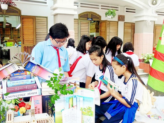 Phát triển văn hóa đọc trong nhà trường ảnh 1