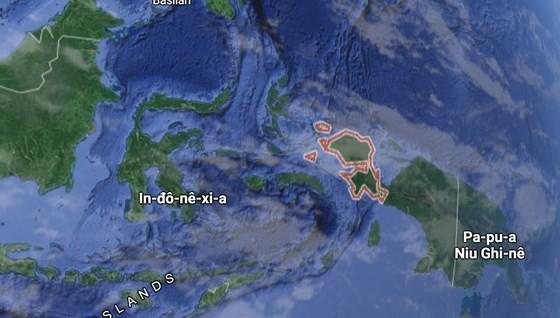 Động đất 6,1 Richter làm rung chuyển miền Đông Indonesia ảnh 1