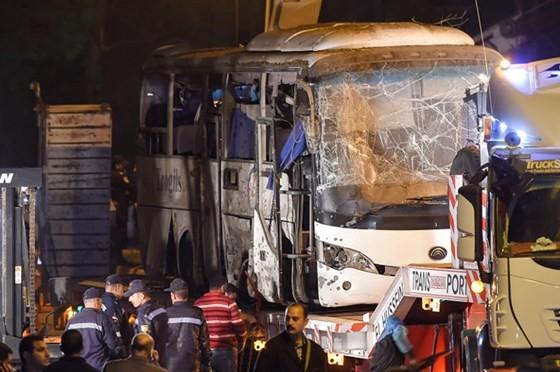 Đại sứ quán Việt Nam tại Ai Cập xác nhận về vụ đánh bom nhằm vào du khách Việt ảnh 1