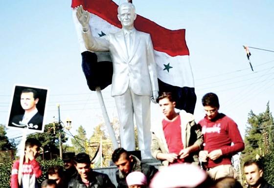 Thêm lợi thế cho Nga ở Syria ảnh 1