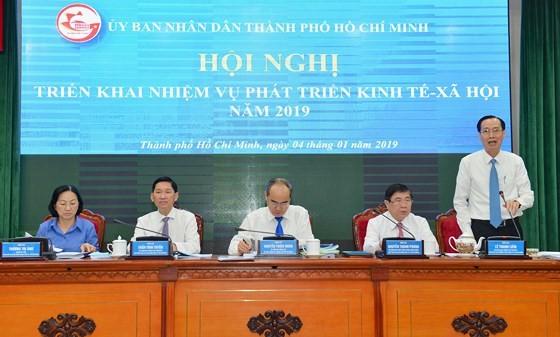 Bí thư Thành ủy TPHCM Nguyễn Thiện Nhân: Có sáng tạo mới có thu nhập tăng thêm ảnh 1