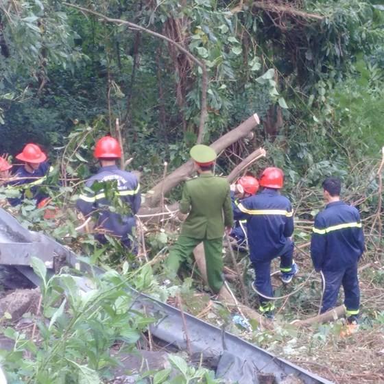 Xe khách chở 26 người rơi xuống vực đèo Hải Vân, đã có 1 người tử vong ảnh 24