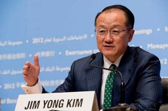 Chủ tịch Ngân hàng Thế giới bất ngờ từ chức ảnh 1