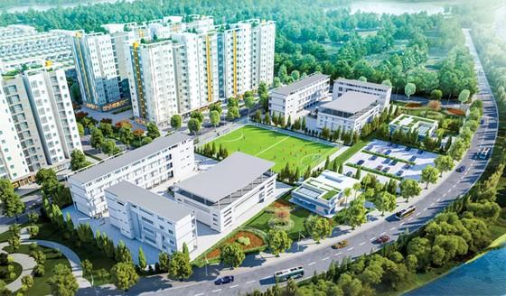 """Him Lam Green Park - Xây dựng đô thị """"xanh"""" từ chính cộng đồng cư dân  ảnh 1"""