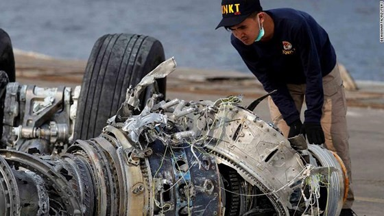Indonesia tìm thấy hộp đen thứ hai của máy bay Lion Air gặp nạn ảnh 2