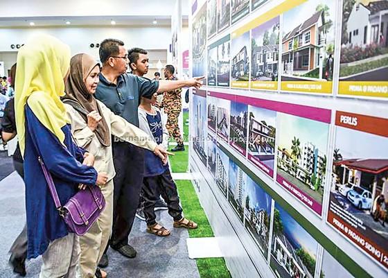 Malaysia xây nhà cho người thu nhập thấp ảnh 1