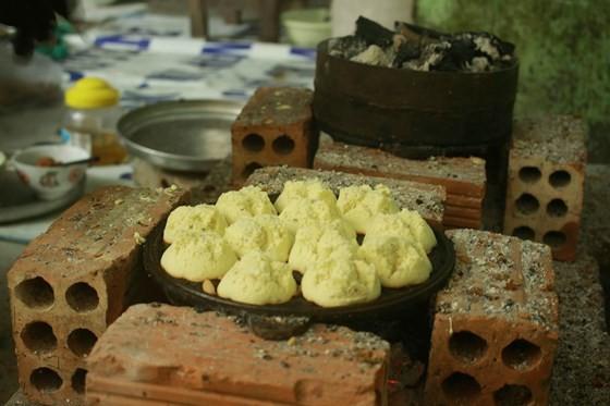 Làng đúc bánh thuẫn Quảng Ngãi vào tết ảnh 2