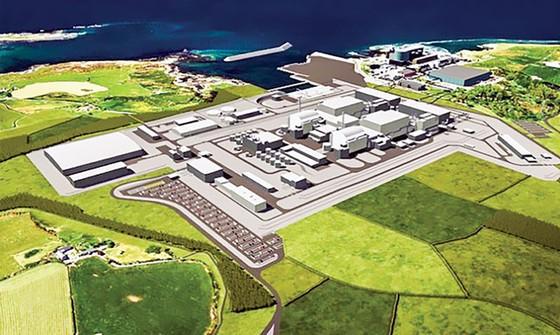 Hitachi dừng dự án điện hạt nhân do Brexit ảnh 1